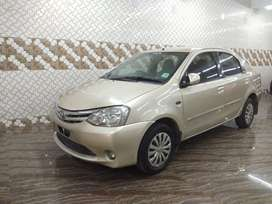 Toyota Etios G SP*, 2011, Petrol