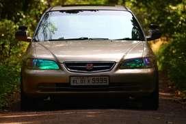 Honda Accord 2.4 VTi-L Manual, 2001, Petrol