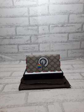 Dompet gucci leather