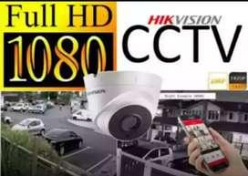 Best produk CCTV Hikvision 4 channel 2Mp,