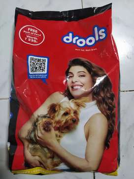 Drools dry food