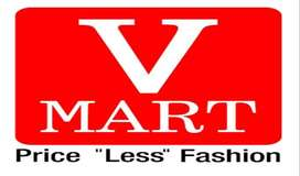(739505,2446) ^^ REQUIREMENT FOR V - MART SHOWROOM ^^