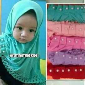 Hijab anak balita batita jogja jilbab balita batita solo magelang