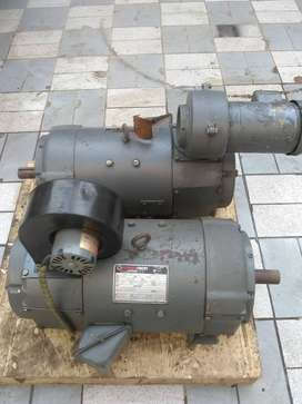 POWERTRON-DC Motor Made in USA 5 HP 1750 RPM