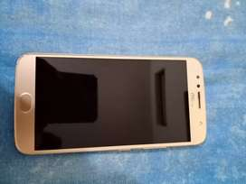Moto G5 S plus with 4GB ram and 64 GB intetnal
