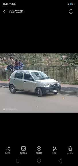 Maruti Suzuki Alto 2007 Petrol Well Maintained