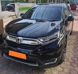JUAL HONDA CRV PRESTIGE 2018 FULL ORI MOBIL JARANG PAKAI