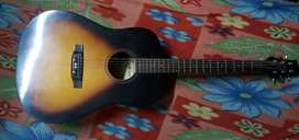 "Dezire Jumbo size 41"" acaustic guitar"