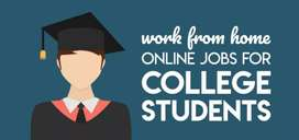 Online work ,Office work ,Home base , (Students/Teachers)