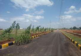 Plots in Bhanur which is well developing area