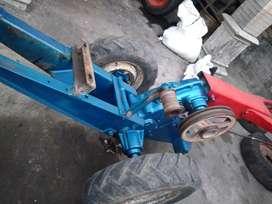 Gardan Traktor Quick G1000 roda besi