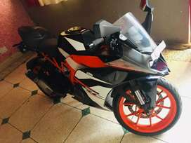 KTM RC 390 BRAND NEW CONDITION