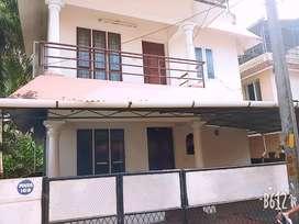 Tripunithura Near Vadakkekotta Mullakkal Nagar 3 Bedroom House Rent