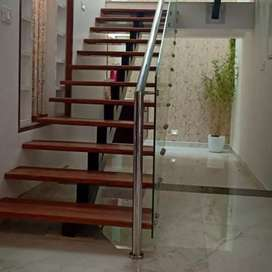 New home Ready maid stairs