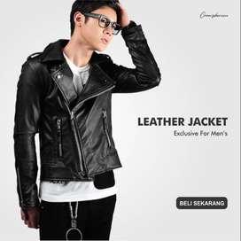 Jaket Ramones | jaket Kulit Murah | Jaket Bikers | jaket Motor