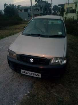 1st hand Alto car, well maintained and good performance