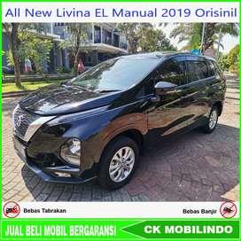 (Dp30jt) All New Livina 1.5 EL mt 2019 Orisinil Bisa Kredit