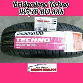BAN 185/70R14 Bridgestone Techno mobil Xenia Panther Avanza