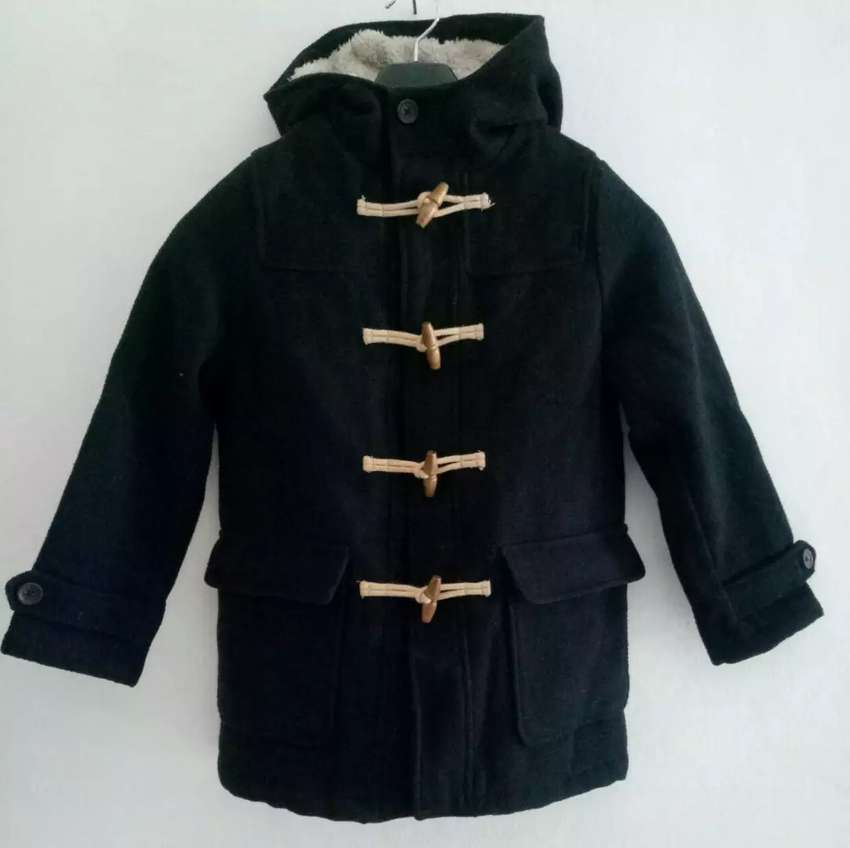 Original Zara Coat Boys mulus baru 1x pake 0