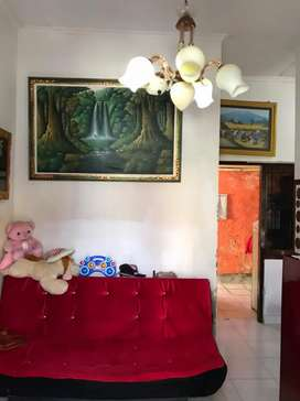 Rumah (1,08Are) Murah di Bung Tomo