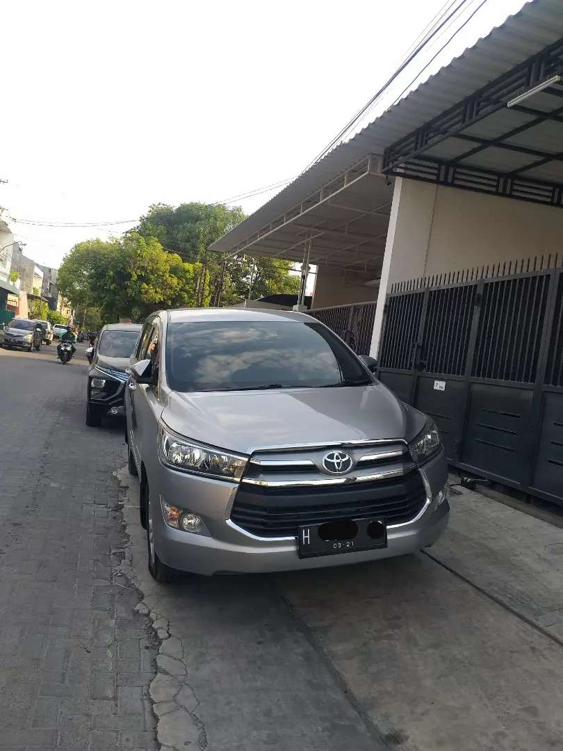 Kijang innova reborn 2016 at diesel 0