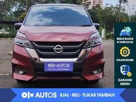 [OLX Autos] Nissan Serena 2.0 Highway Star bensin A/T 2019 Merah