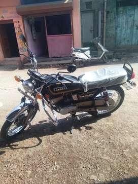 Like a new bike