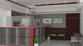 Doing Autocad, Interior and exterior works at cheap rate