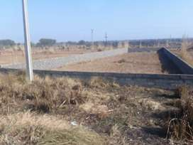 Commercial plot on main Gt Road