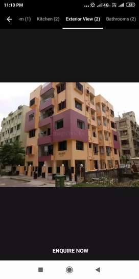 A new 2 bhk flat available for sale at kestopur .