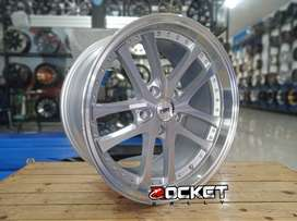 velg racing murah HSR ring 17 H5x114,3 for ertiga grandmax rush dll
