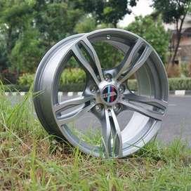 Pelek Racing semarang buat mobil bmw ring 16 hsr wheel