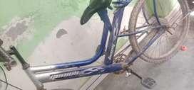 Cycle good condition break fail