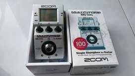 ZOOM Multistomp MS-50G MS50G