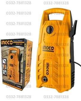 Ingco High Pressure Washer 1400Watts (Car Washer)