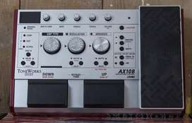Korg AX10B Guitar Pedal sale or exchange with midi and sound card