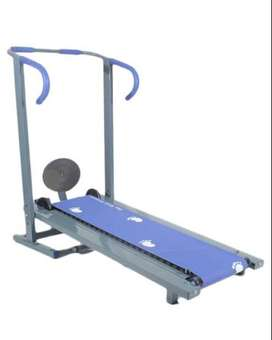 Manual Treadmill - Running Machine with Rollers With Twister
