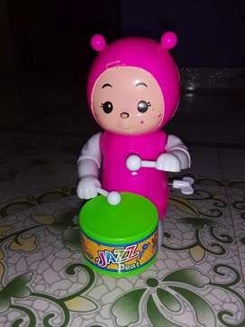 Cute rabbit toy