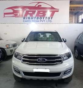 Ford Endeavour 2.2 Titanium Automatic 4x2, 2020, Diesel
