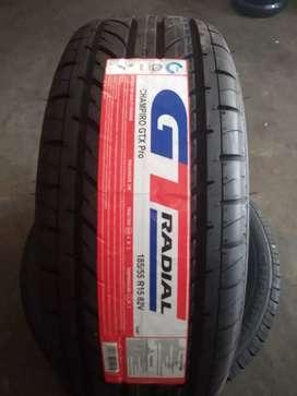 Tersedia ban GT radial 185/55 R 15