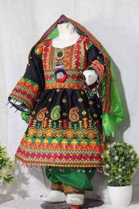 Traditional Kids Dresses / Traditional Dress