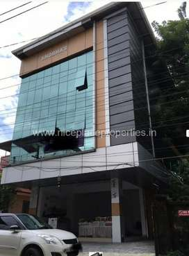 5.3 cent 3 storied commercial building for sale Rs. 2.25 cr
