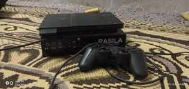 PS 2 one remote and 8 GB memory card