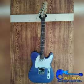 Gitar Fender Telecaster Ungu