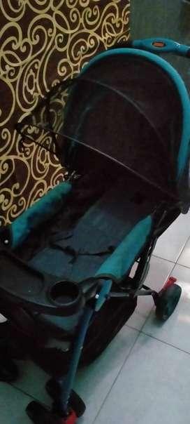Stroller bayi dan anak murah kondisi bagus