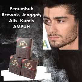 Cash on delivery penumbuh brewok herbal merk lokal baffi cream