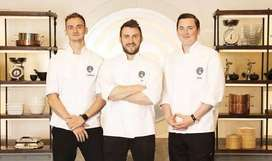 Want 2 chef for cafe & kitchen 8000-100