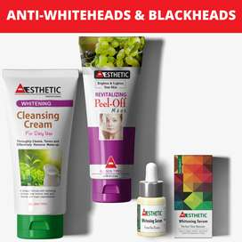 Recommended for Whiteheads & Blackheads | ESTHETIC Cosmetics