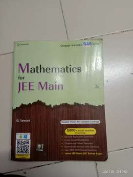 CENGAGE MATHEMATICS for JEE exams
