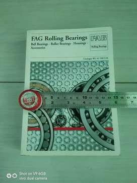 Buku Catalog FAG Rolling Bearing